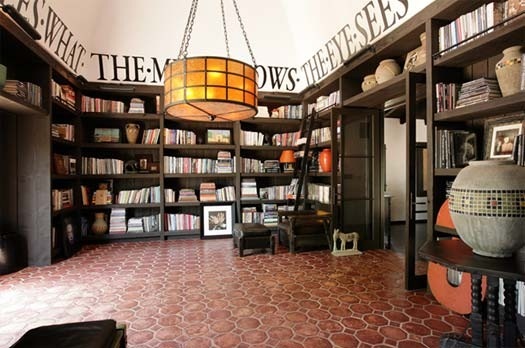 A Room Devoted To Books…