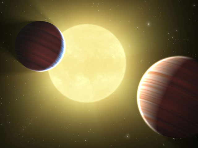 Kepler spots five new alien planets in the 'habitable zone'