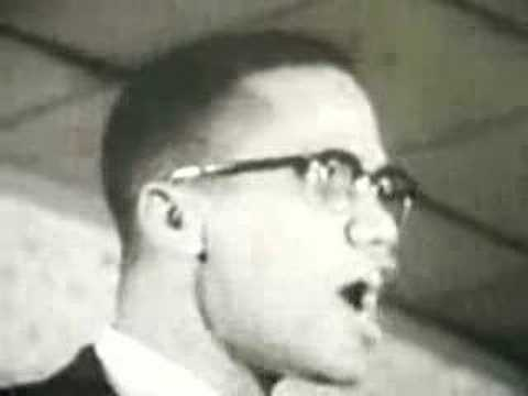 Malcolm X – Who are YOU??
