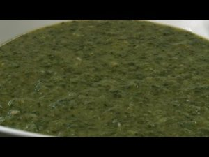 Video: How to Make Trinidadian Callaloo
