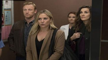 """Grey's Anatomy 14x08 """"Out of Nowhere"""""""