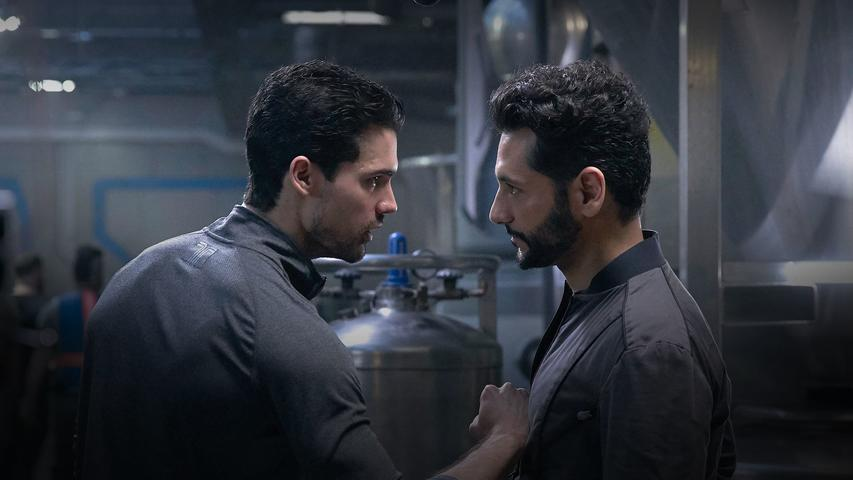 """The Expanse 2x08 """"Pyre"""""""