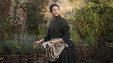 "Outlander 2x08 ""The Fox's Lair"""