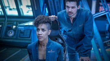 """The Expanse 2x05 """"Home"""""""