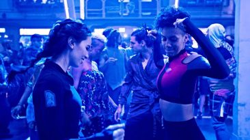 """The Expanse 2x03 """"Static"""""""