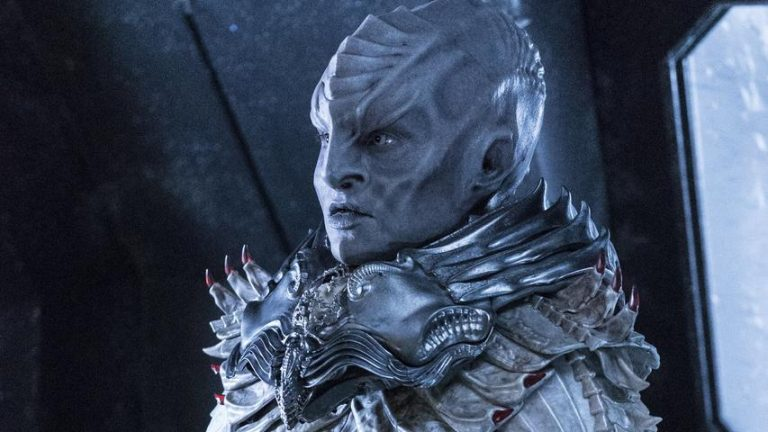 "Star Trek: Discovery 1x04 ""The Butcher's Knife Cares Not for the Lamb's Cry"""