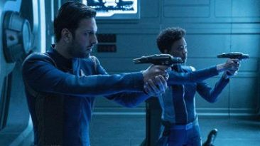 "Star Trek: Discovery 1x07 ""Magic to Make The Sanest Man Go Mad"""