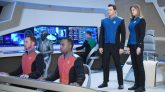 """The Orville 1x01 """"Old Wounds"""""""