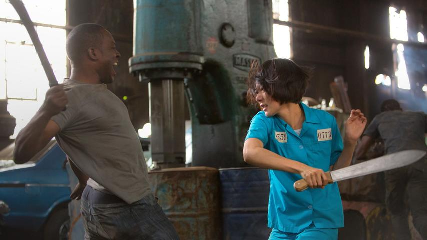 """Sense8 1x11 """"Just Turn the Wheel and the Future Changes"""""""