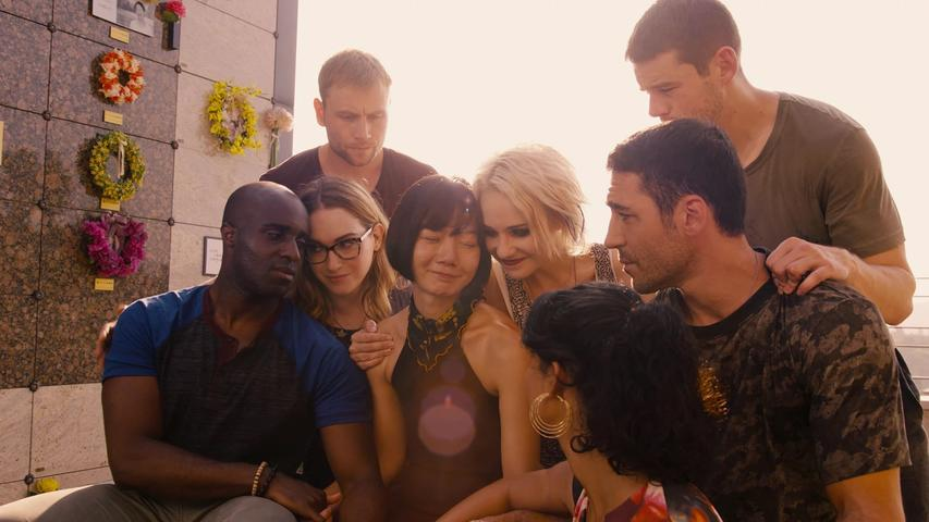 """Sense8 2x07 """"I Have No Room In My Heart For Hate"""""""