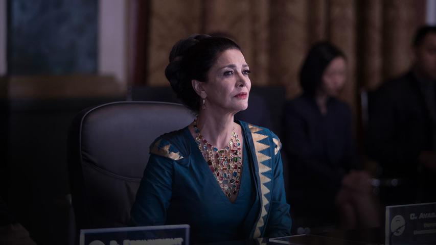 """The Expanse 2x09 """"The Weeping Somnambulist"""""""