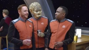 """The Orville 1x11 """"New Dimensions"""""""