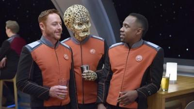 "The Orville 1x11 ""New Dimensions"""