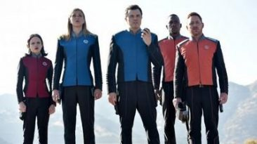 "The Orville 1x12 ""Mad Idolatry"""