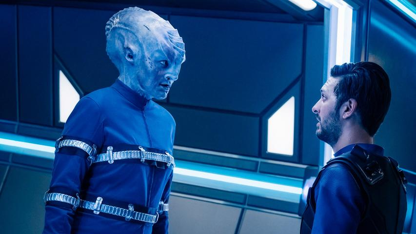 "Star Trek: Discovery 1x10 ""Despite Yourself"""