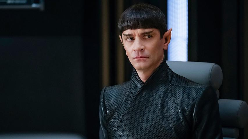 """Star Trek: Discovery 1x14 """"The War Without, the War Within"""""""