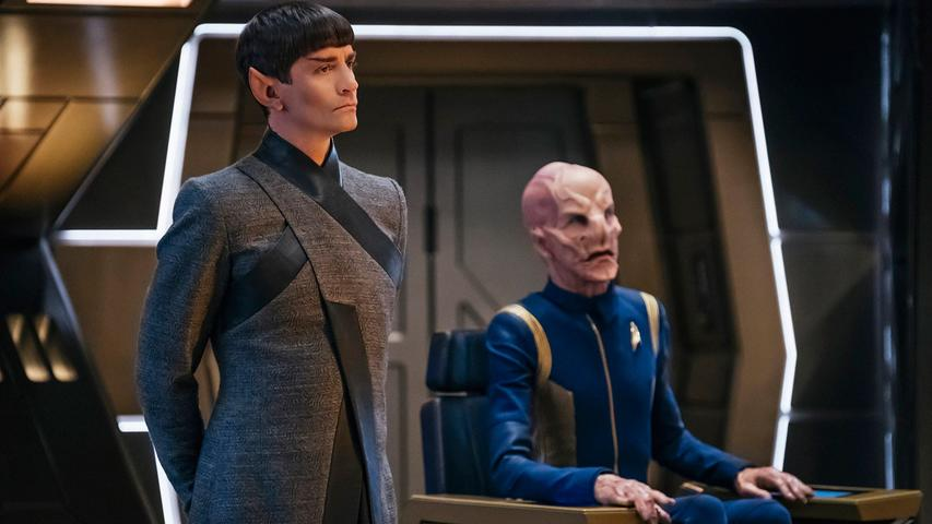 "Star Trek: Discovery 1x15 ""Will You Take My Hand?"""