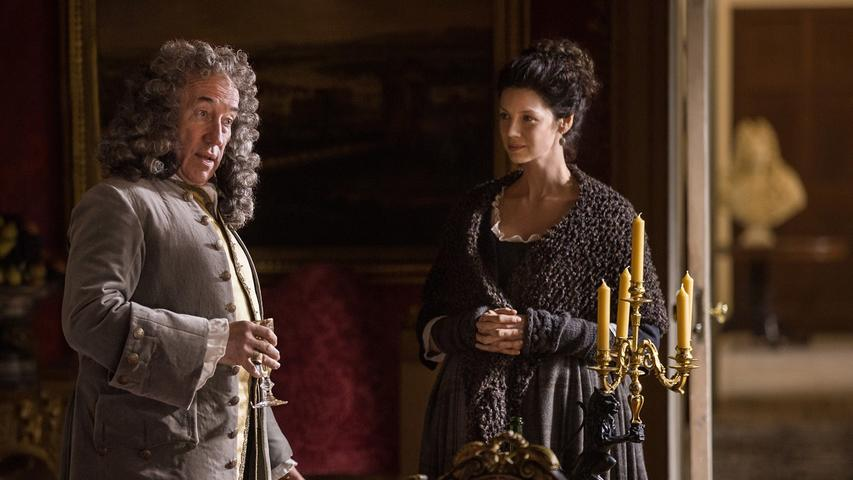 """Outlander 1x10 """"By the Pricking of My Thumbs"""""""