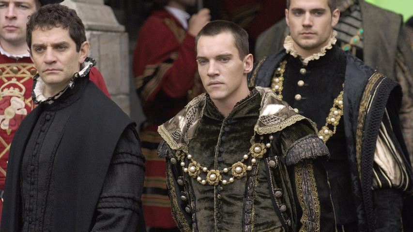 """The Tudors 1x08 """"Truth and Justice"""""""