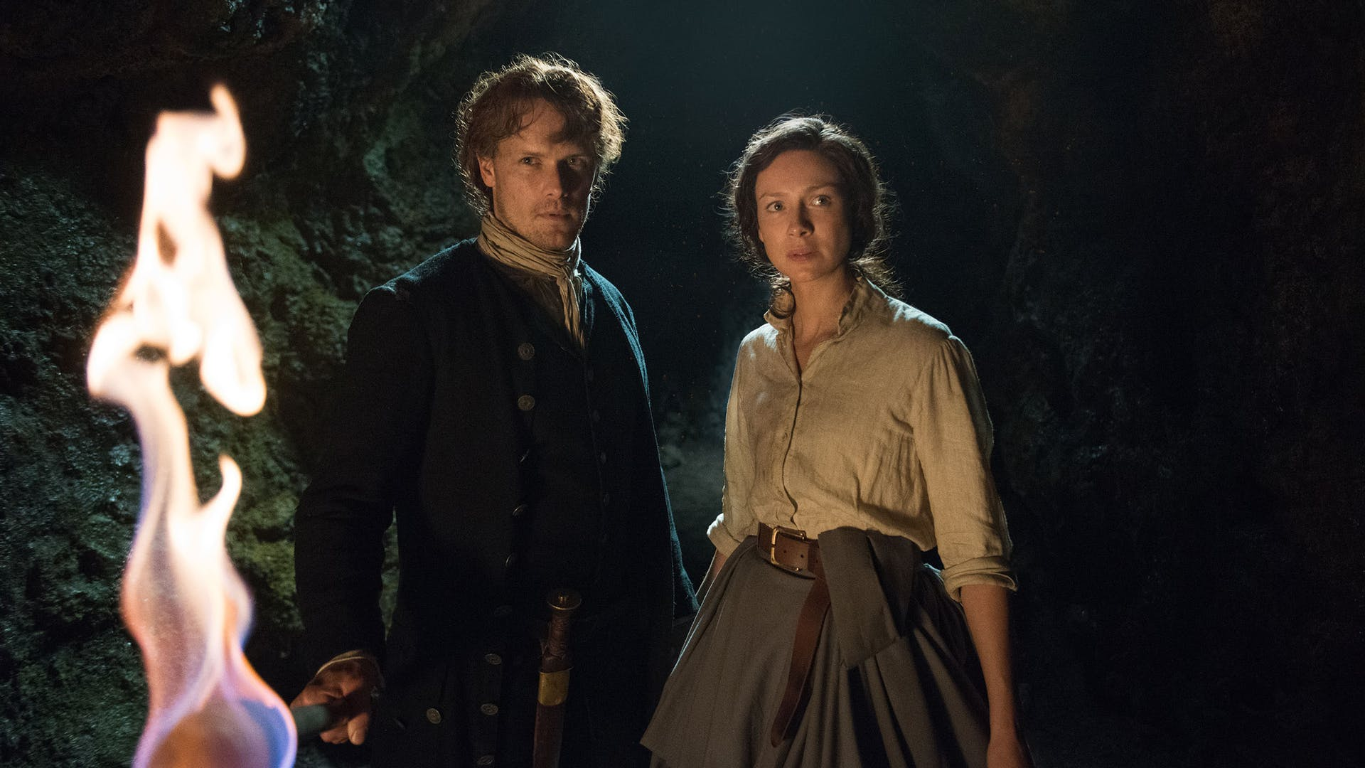 """OUTLANDER 3×13 """"EYE OF THE STORM"""""""